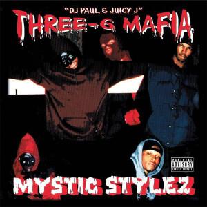 Three 6 Mafia - The End (Orange Translucent Vinyl)