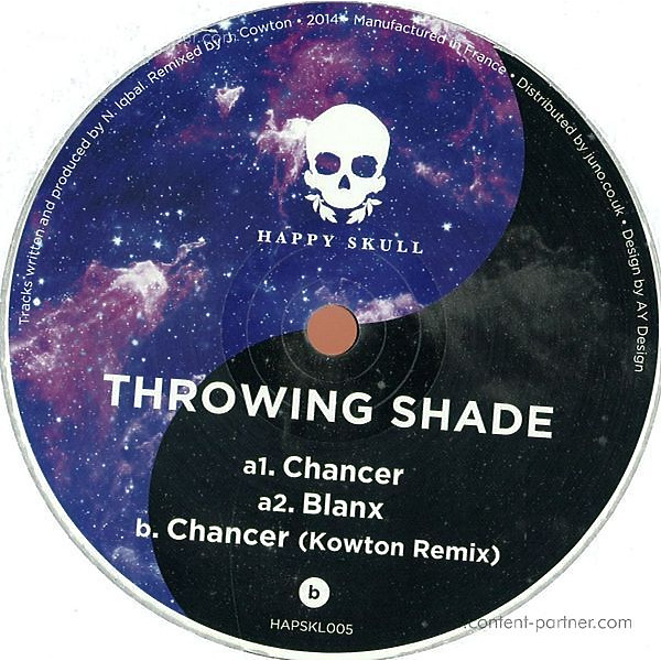 Throwing Shade - Cancer (Feat. Kowton Mix)