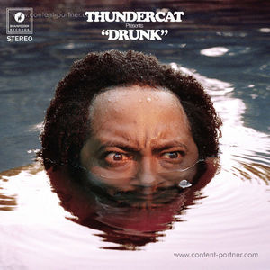"Thundercat - Drunk (4x10"" Red Vinyl Box Set+MP3)"