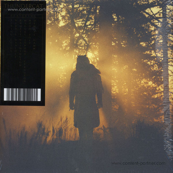 Thundercat - The Beyond/Where The Giants R (Mini Alb.
