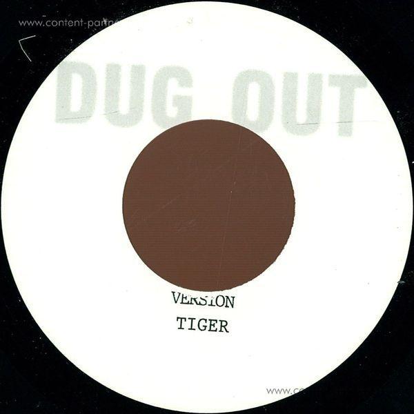 Tiger - Rap Pon Rydim (Back)
