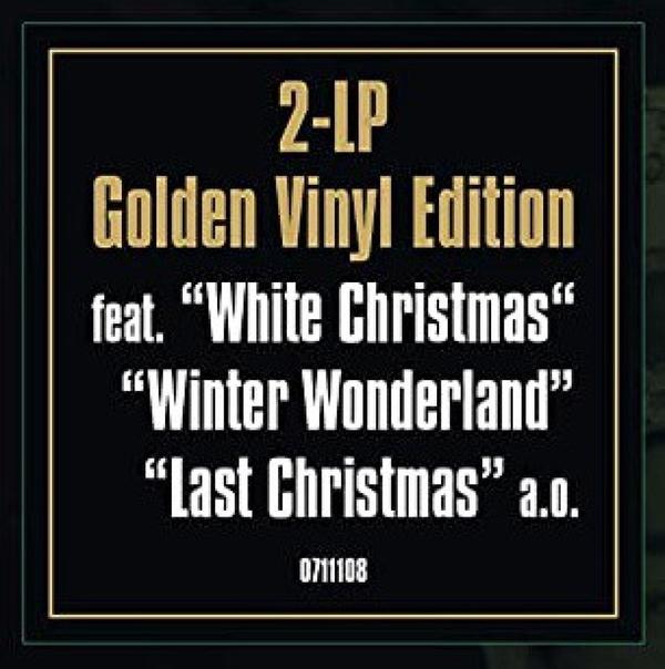 Till Brönner - The Christmas Album (Ltd.Gold Edition) (Back)