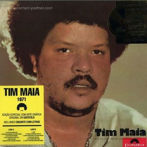 Tim Maia - 1971 (LP)