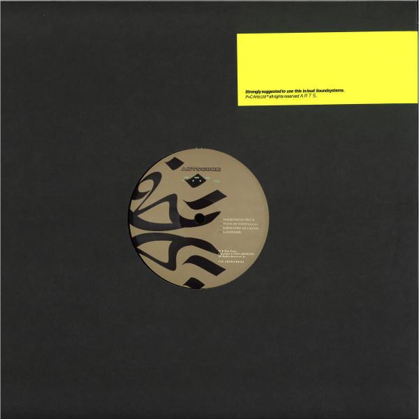 Tim Tama - Wave Of Nostalgia EP [stickered sleeve] (Back)