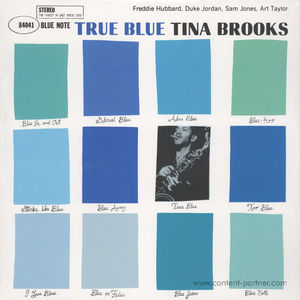 Tina Brooks - True Blue (Rem. + DL)