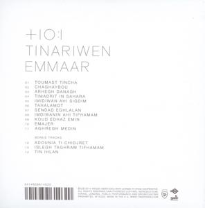 Tinariwen - Emmaar (Deluxe Version/3 Bonustracks) (Back)