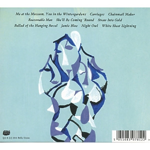 Tiny Ruins - Brightly Painted One (Back)