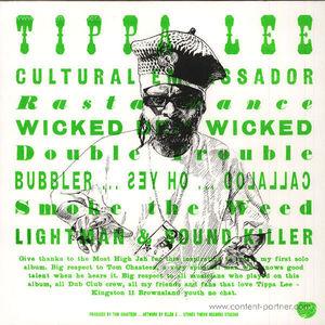 Tippa Lee - Cultural Ambassador (LP)
