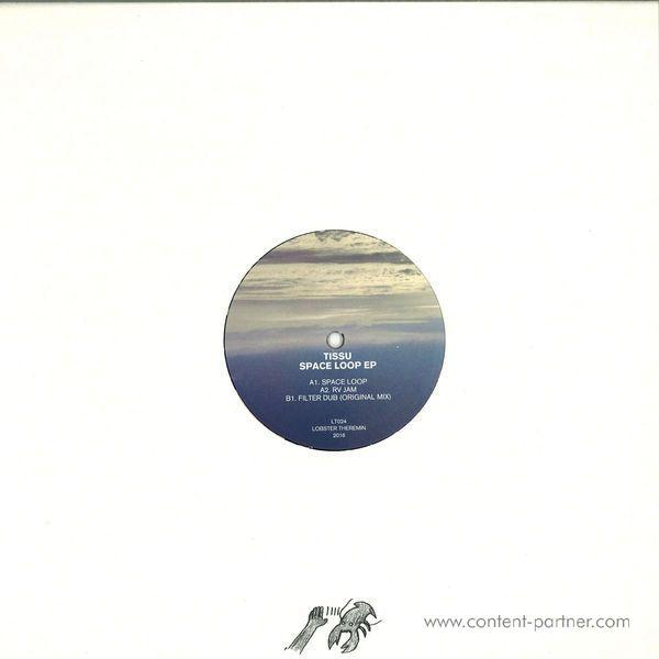 Tissu - Space Loop EP (Back)