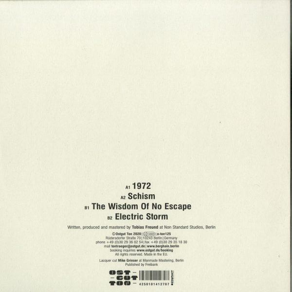 Tobias. - 1972 (Back)
