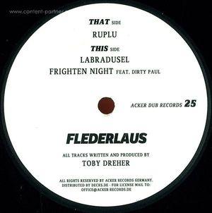 Toby Dreher - Fledderlaus Ep