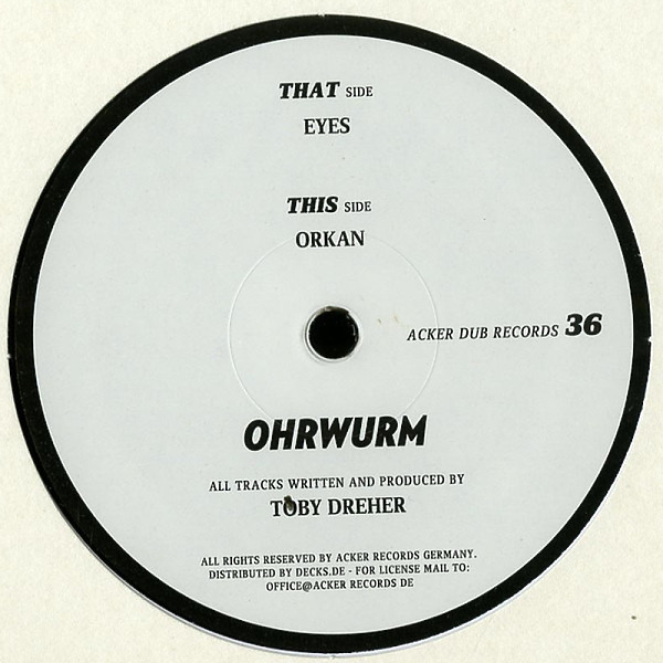 Toby Dreher - Ohrwurm