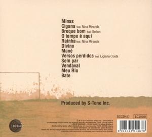 Toco - Memoria (Back)