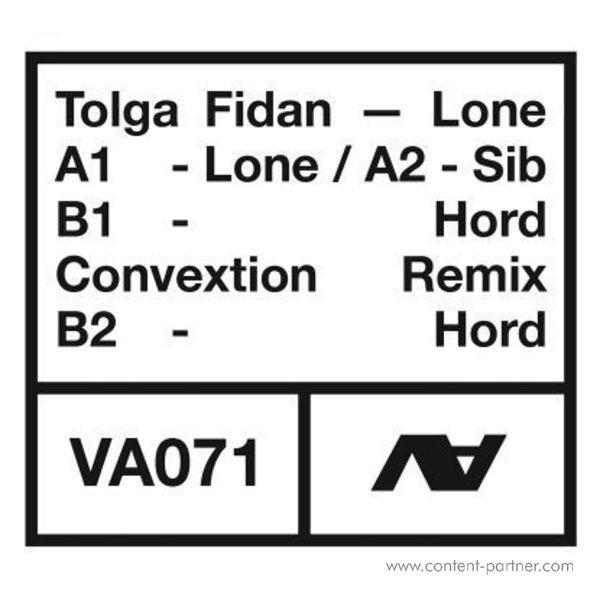 Tolga Fidan - Lone, Convextion Rmx
