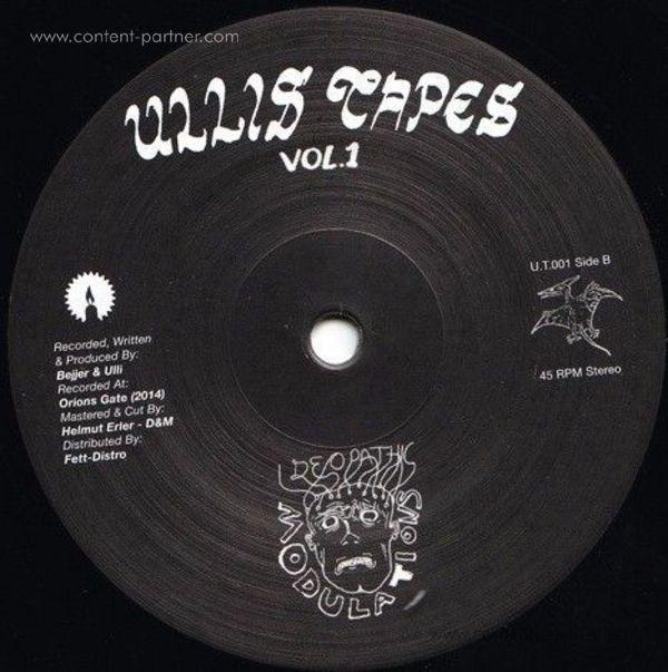 Tom Ace/bejjer & Ulli - Ullis Tapes Vol.1