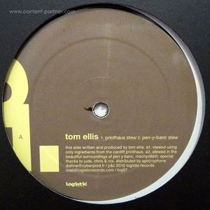 Tom Ellis - Printhaus Stew / Brain Stew (Repress)