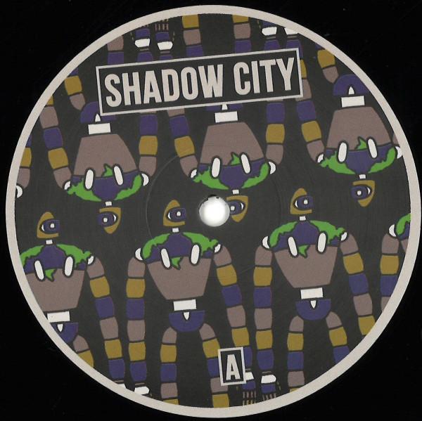 Tom Jarmey - Underworld EP