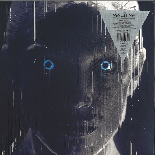 Tom Raybould - The Machine (OST) (LP, Glow in the Dark Sleeve)