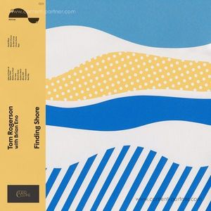Tom Rogerson With Brian Eno - Finding Shore (LP