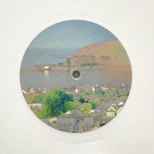 Tom Vernon - Amber Fade EP (Back)