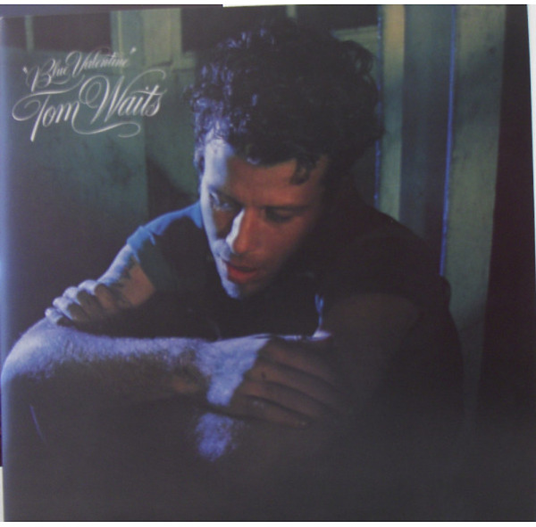 Tom Waits - Blue Valentine (Remastered) [Transp. Blue Vinyl]
