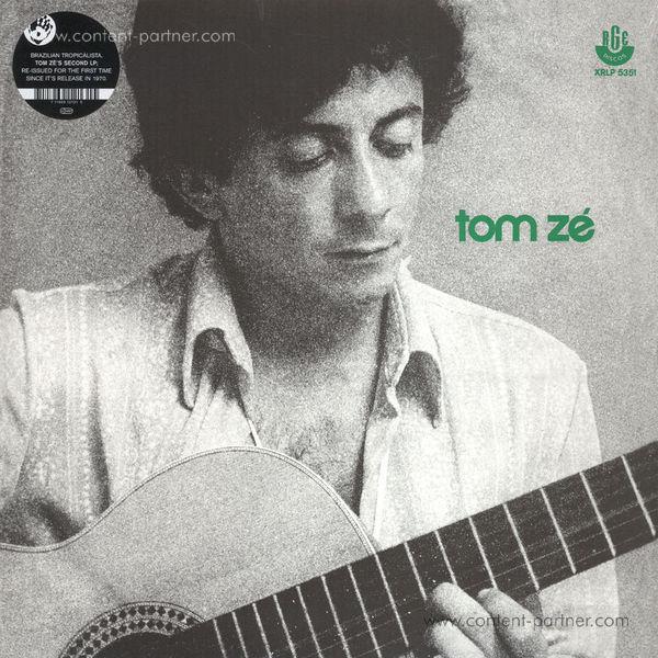 Tom Zé - Tom Zé (Reissue)
