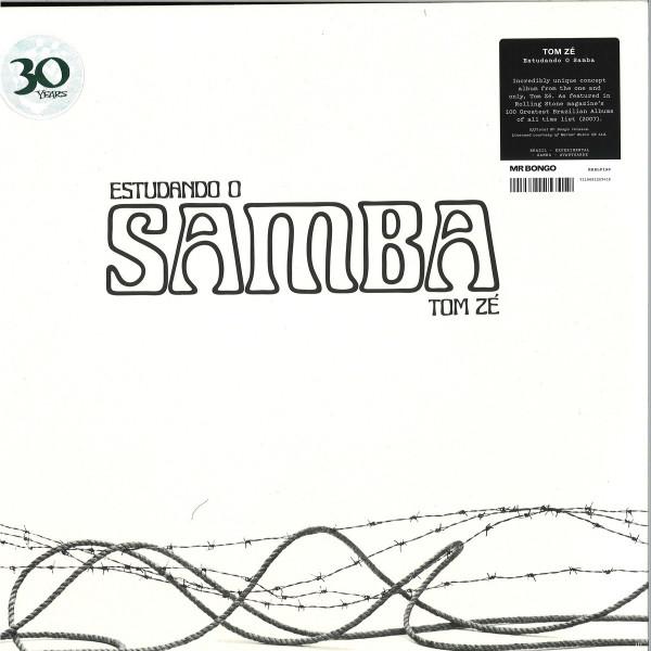 Tom Ze - Estudando O Samba (Reissue 2019)