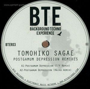 Tomohiko Sagae - Postgamum Depression Remixes
