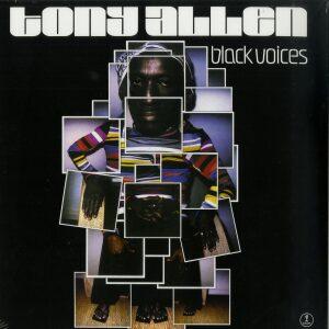 Tony Allen - Black Voices (2LP reissue)