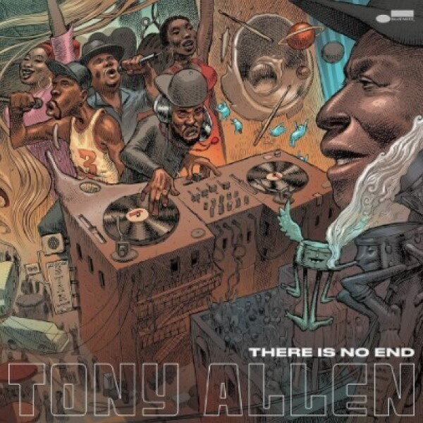 Tony Allen - There Is No End (2LP)