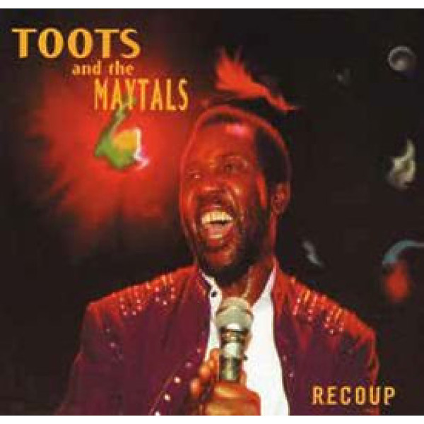 Toots and The Maytals - Recoup (reissue)