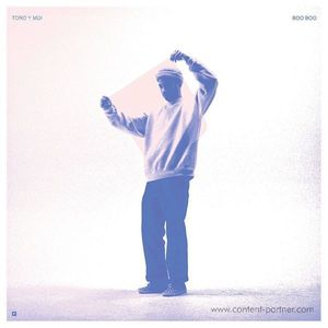 Toro Y Moi - Boo Boo (Ltd. Blue/White Marbled Vinyl 2LP)