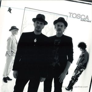 Tosca - Outta Here (2LP)