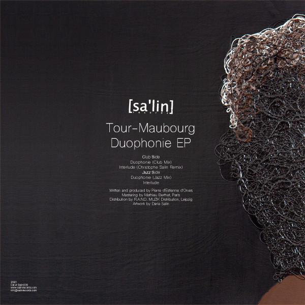 Tour-Maubourg - Duophonie EP (Back)