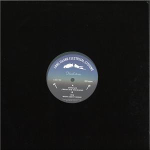 Trackstars, Delroy Edwards, Benedek - UNTITLED (Back)