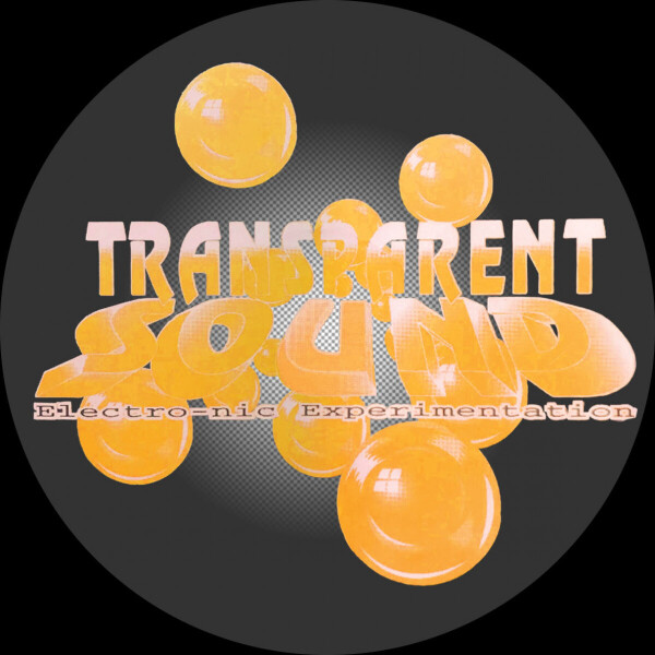 Transparent Sound - Meltdown Ride (1995 Reissue) (Back)