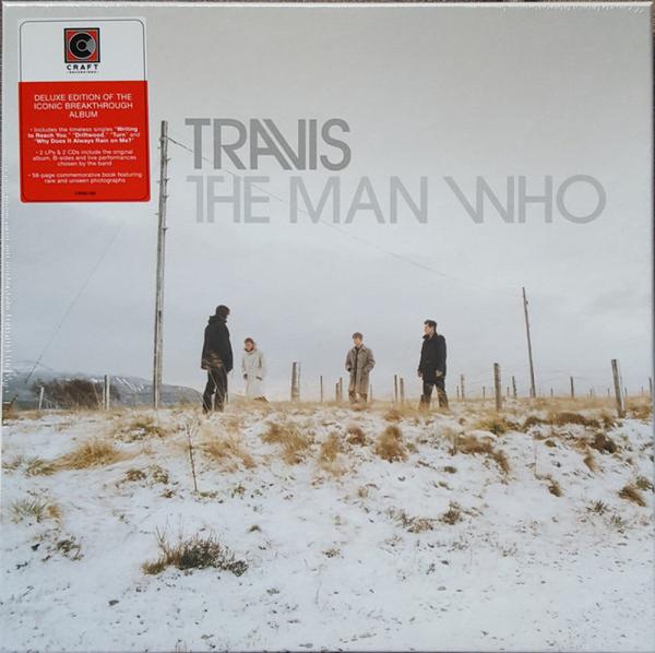 Travis - Live At Glastonbury '99 (2LP)