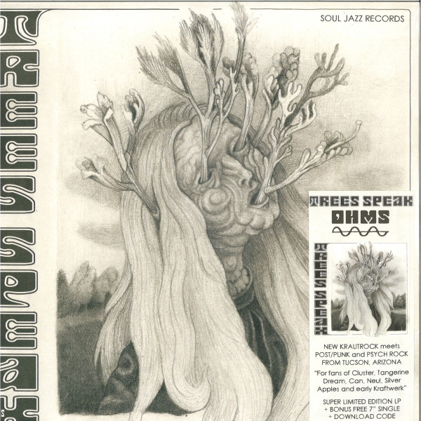 Trees Speak - Ohms (2LP)