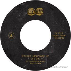 Trevor Lawrence Jr. - Tiptoe