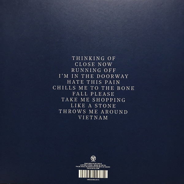 Tricky - Fall to Pieces (Vinyl LP) (Back)