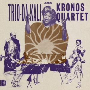 Trio Da Kali and Kronos Quartet - Ladilikan (LP) (Back)