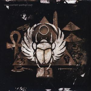 """Triple Darkness - Darker Than Black (2XLP + 7"""")"""