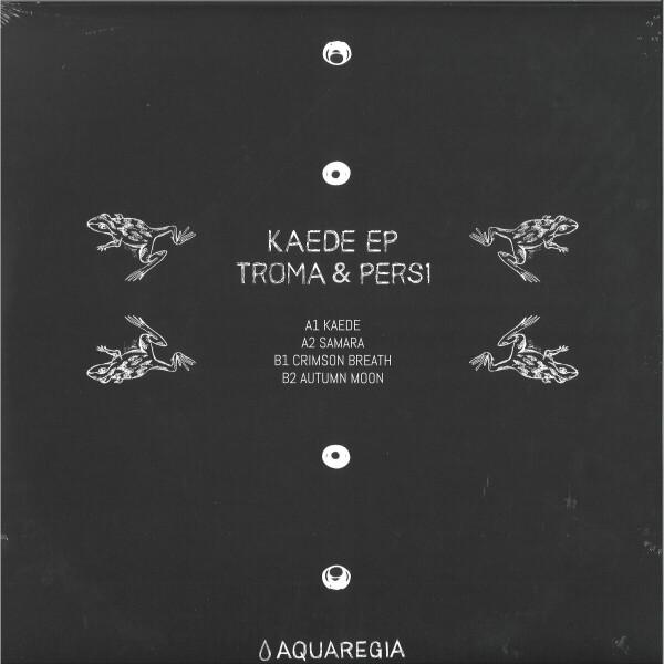 Troma & PERS1 - Kaede EP (Back)