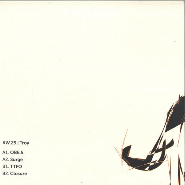 Troy - KLOCKWORKS 29 (Back)