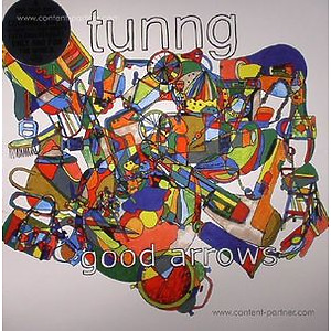 Tunng - Good Arrows (Coloured Vinyl+MP3)
