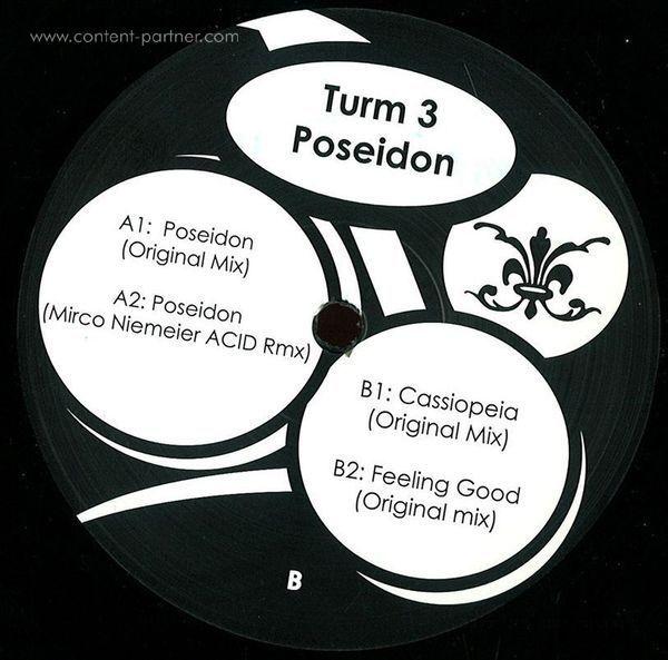 Turm 3 - Poseidon (Mirco Niemeier Remix)