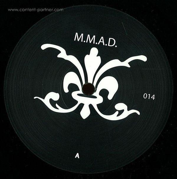 Turm 3 - Poseidon (Mirco Niemeier Remix) (Back)