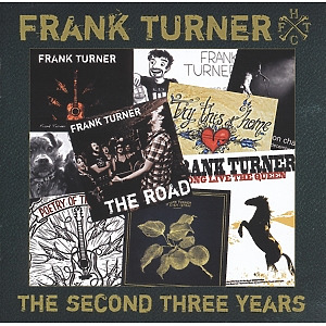 Turner,Frank - The Second Three Years
