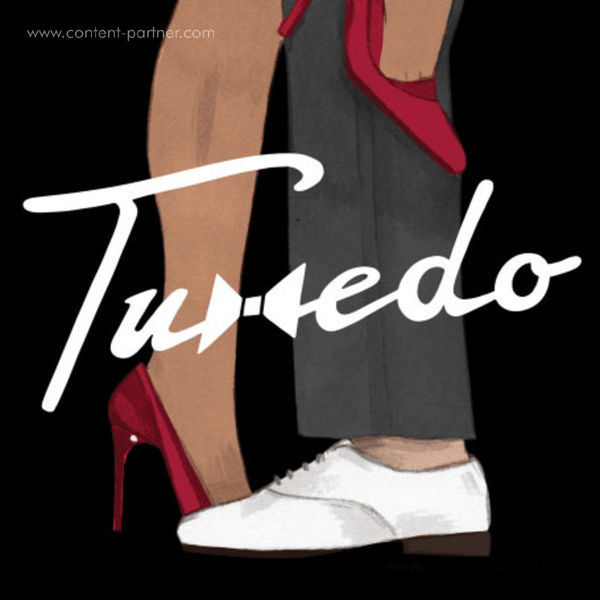 Tuxedo (Mayer Hawthorne & Jake One) - Tuxedo (2LP) (Back)