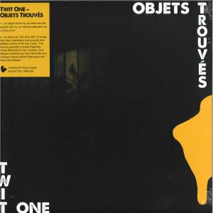 Twit One - Objets Trouvés (LP)